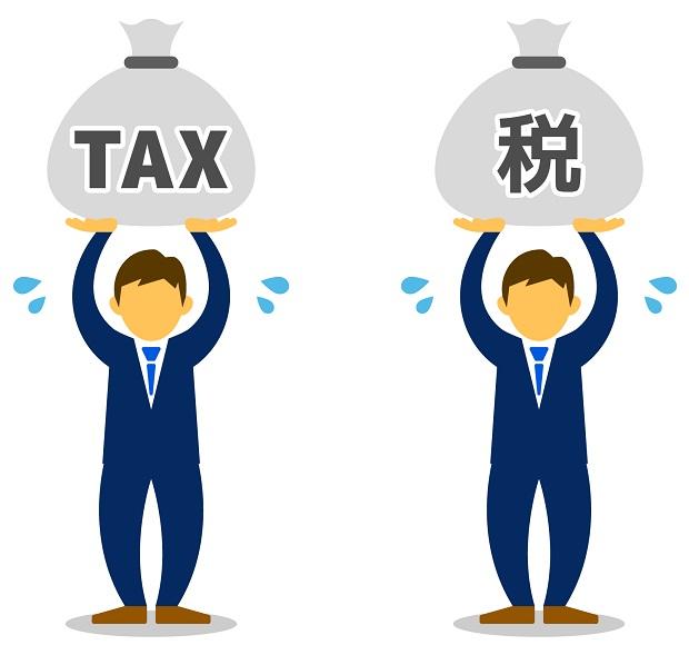人頭税 とは 比例所得税とは 累進所得税とは